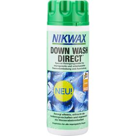 Nikwax Down Wash Direct 300 ml grön/flerfärgad